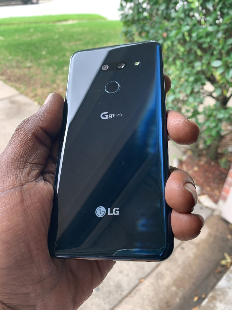 LG G8 Review - Hands On with Hand ID