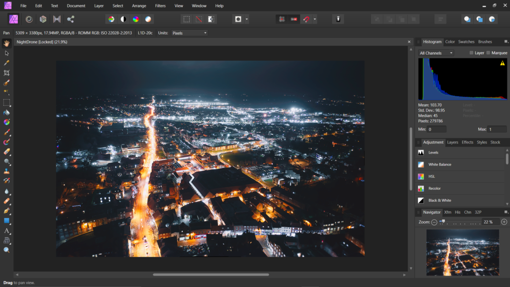 Affinity Photo Review: Watch your back Adobe!