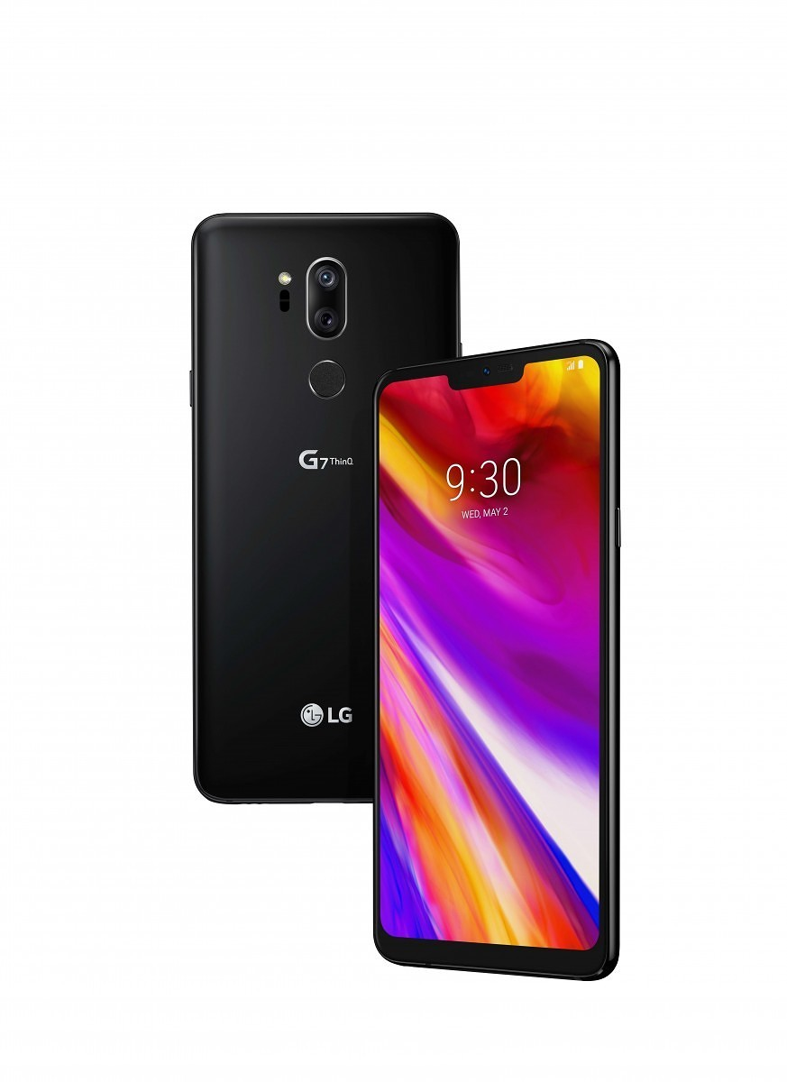 LG G7 ThinQ Hands On