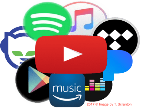 Music Streaming Royalties