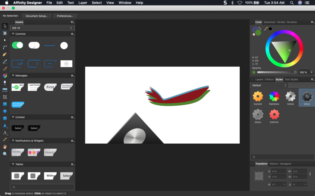Affinity Designer Review: Digital Illustration Unleashed