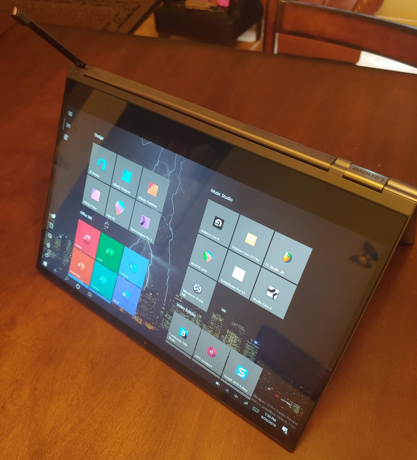 Review: Lenovo Yoga C940